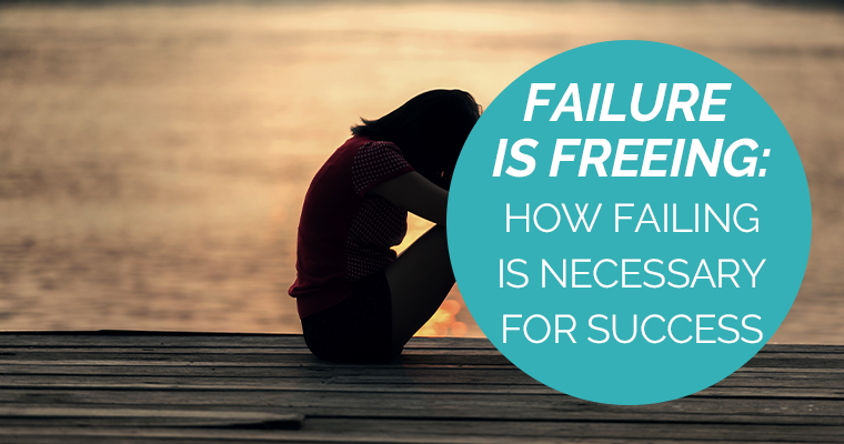 Failure is Freeing