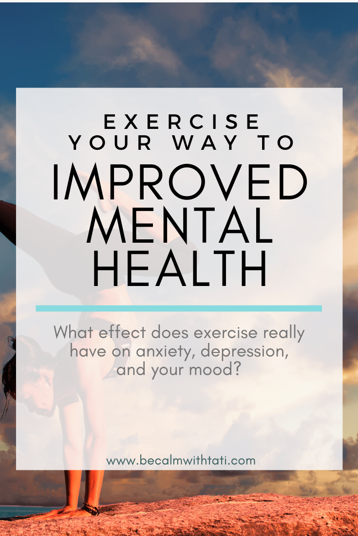 Exercise Your Way To Improved Mental Health