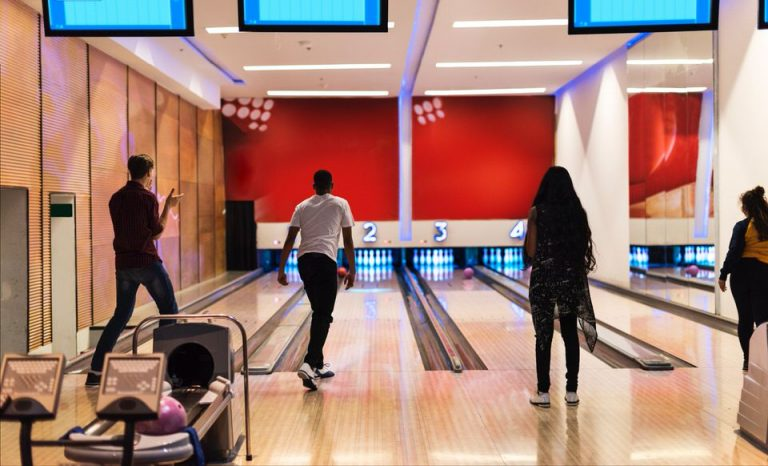 Bowling as play for adults
