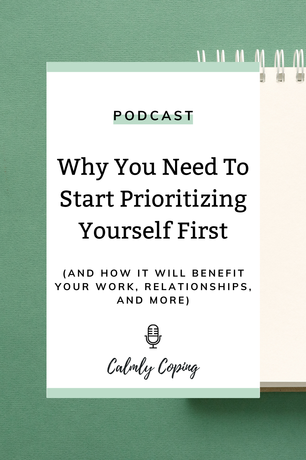 Why You Need To Start Prioritizing Yourself First