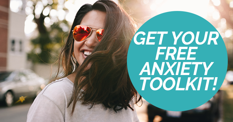 Get Your Free Anxiety Toolkit!