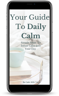 Free Guide To Daily Calm