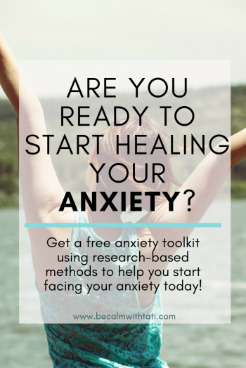 Get Your Free Anxiety Toolkit