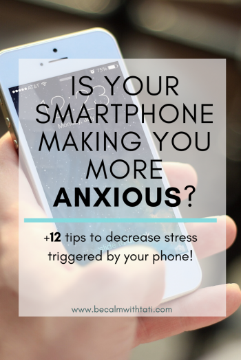 Is Your Smartphone Making You More Anxious?